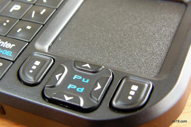 Pro-mini 觸控板與方向鍵 - P9143111