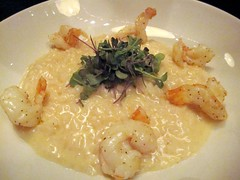 Risotto Aux Crevettes - Tartinery