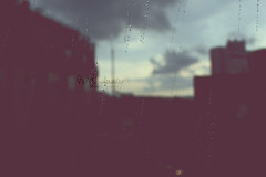 Drop's.. (- M7D . S h R a T y) Tags: sky rain night turkey drops day drop turkish 2010 wordsbyme allrightsreserved