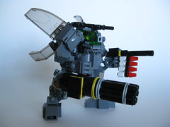 Omnipotence: fully equipped (BrickFX) Tags: lego mecha creationsforcharity2010