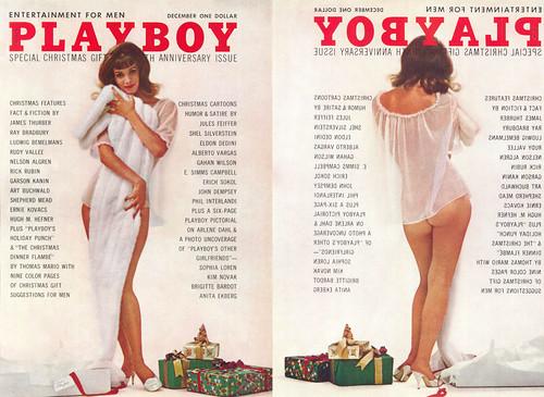 christmas playboy
