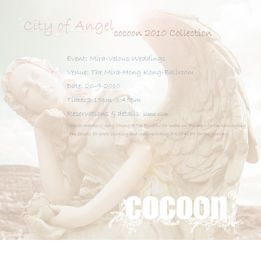 City of Angel | Mira-Velous Weddings 2010
