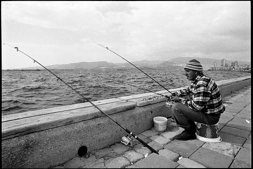 Fishing in Izmir