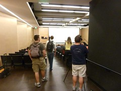 P1040058-2010-09-15-GaTech-COA-Lecture-Nicola-Twilley-Geoff-Manaugh-Students-Arrive