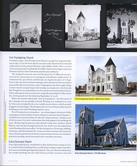 texas architect magazine (Exquisitely Bored in Nacogdoches) Tags: galveston norman romanesque firstpresbyterianchurch galvestontexas nicholasjclayton nicholasclayton thefirstpresbyterianchurch texasarchitect normanromanesque texasarchitectmagazine