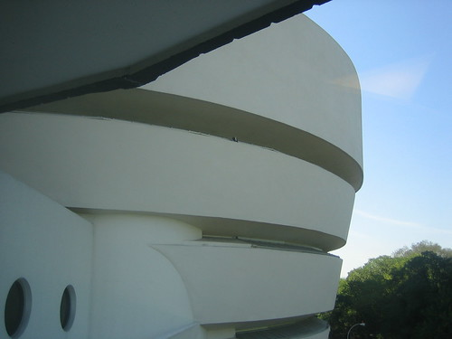 Guggenheim Museum, September 2010 _ 7284