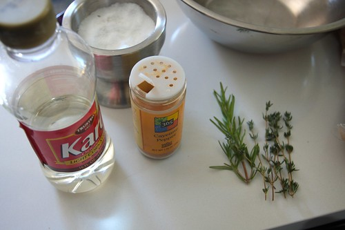 ingredient party