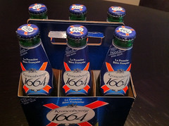 Kronenbourg 1664 Six Pack Alternate Angle