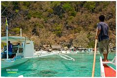 Banol Beach (- ponsitoblue -) Tags: beach philippines april coron 2010 palawan banol