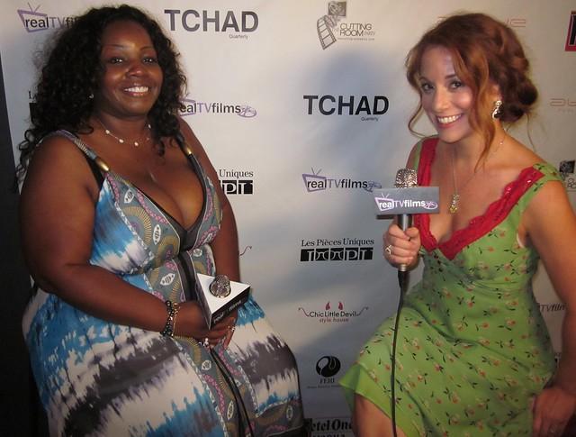 Cynthia Stafford, Queen Nefertari Productions, Toronto Film Festival, RealTVfilms, Kelly Calabrese