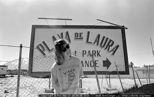 laura pappas @ playa de laura - san felipe, baja california, mexico - scan_1990-04_mx-baja-san-felipe-spring-break_0010