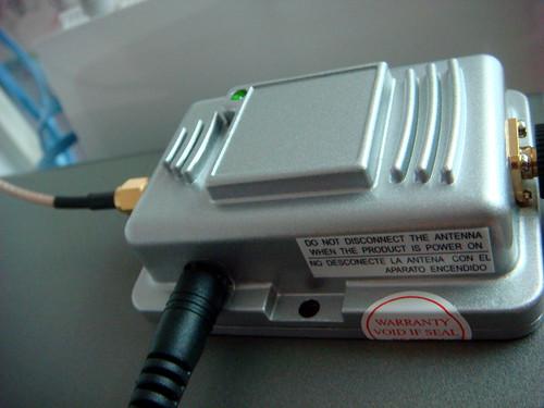 無線網路AP放大強波器 1000mW