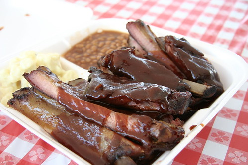 A Slab of Johnson's at BOK's Rock 'n Rib Festival
