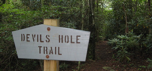 Devil's Hole Trail