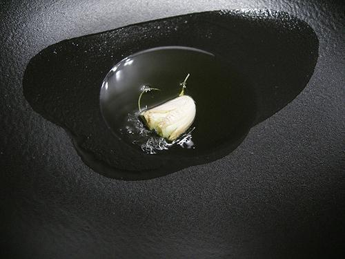 小聰明家庭主婦。干貝海鮮醬烤白菜-100919