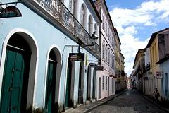 Rua do Pelourinho (Wendy Uribe) Tags: color brasil cores calle pelourinho baha tipicas