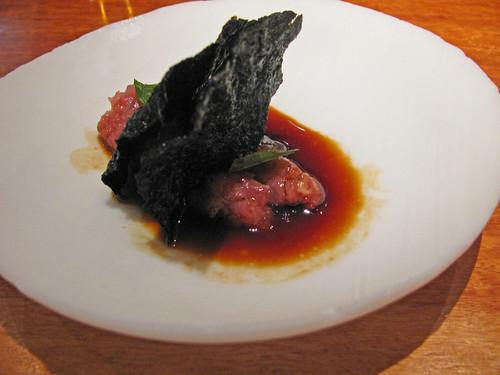 Toro tartare
