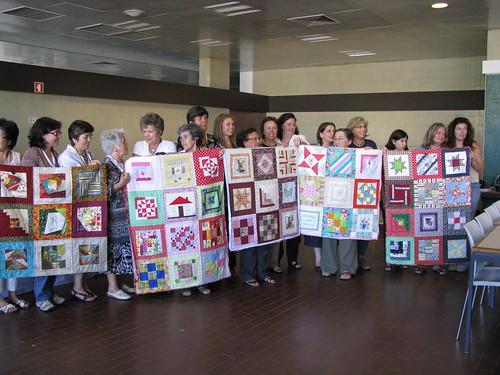 1º encontro de patchwork em portugal