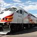 Rail Runner Train in SF