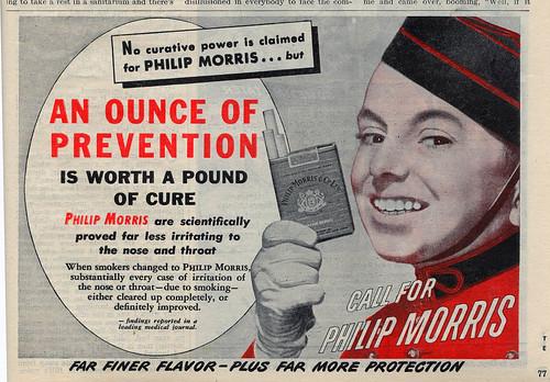 1945 Philip Morris