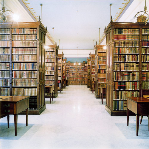 stuffy library