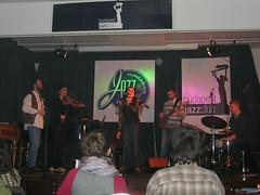 Fabatka feat. Andrea Gerak at Budapest Jazz Club, 2009 March