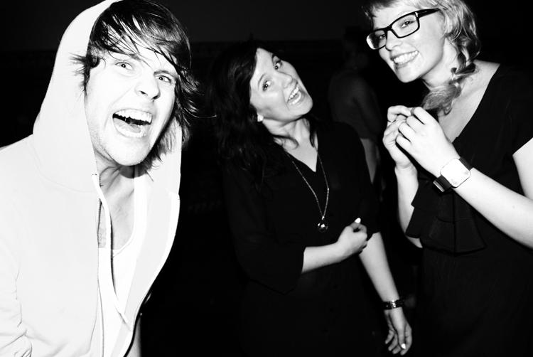 Henrik, Frida & Unn