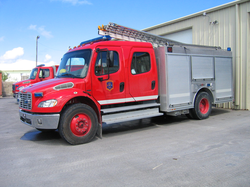 Turks and Caicos Fire Brigade