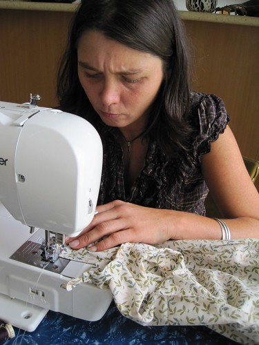 Tui sewing