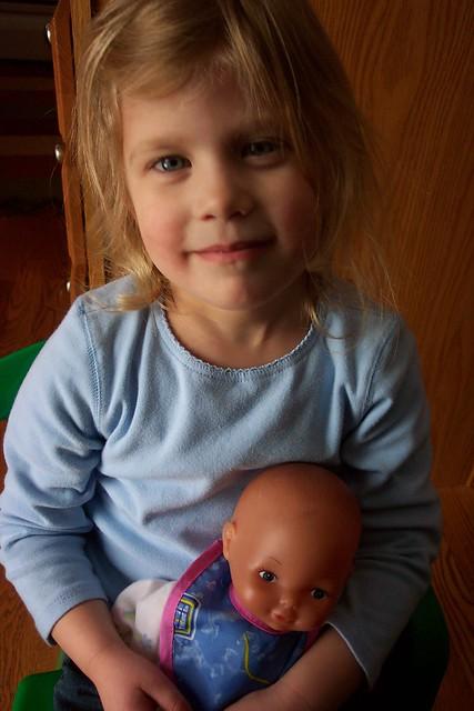 Sprite, age 3