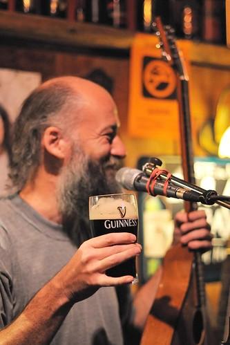 Arthur Guinness Day mit Flaxmill