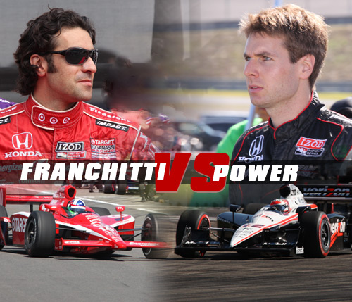 Championship Contenders: Franchitti v.Power