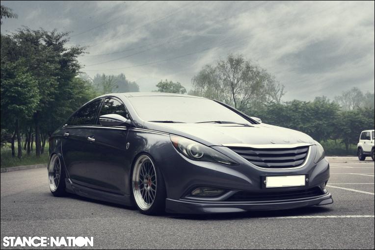 Hyundai Sonata Fitment Stancenation Form Gt Function