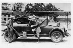 Nelson, Gen Eric (San Diego Air & Space Museum Archives) Tags: sdasm sandiegoairandspacemuseum aviation aeronautics flight nelson aviator erikhenningnelson erikhnelson eriknelson lukeluqueer luqueer automobile car airplane biplane