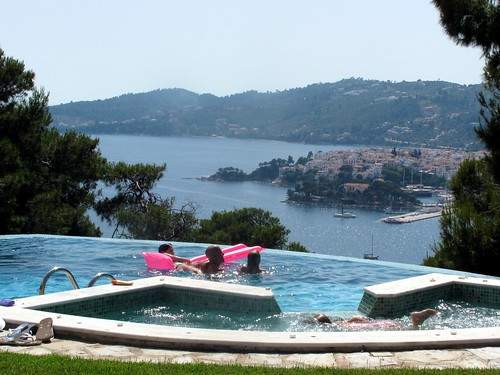 Skiathos Greece Cape Pounta Villas