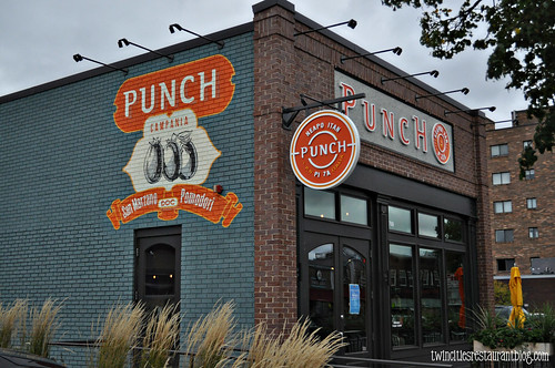 Outside Punch ~ St Paul, MN