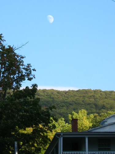 Moon Over Capon Springs