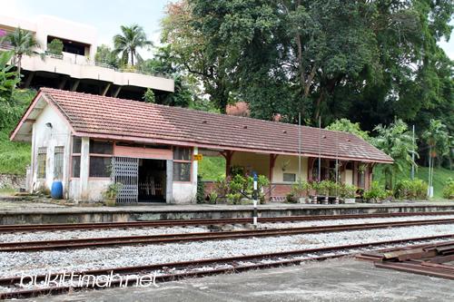 Bukit Timah Railway Station