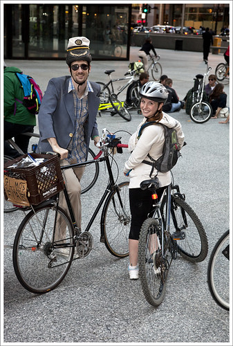 Critical Mass - Andy and Claire