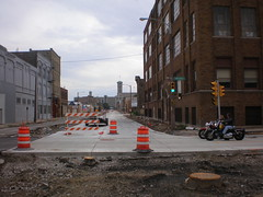 S. 2nd Street Construction