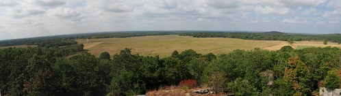 Pea Ridge West Ov Pano1