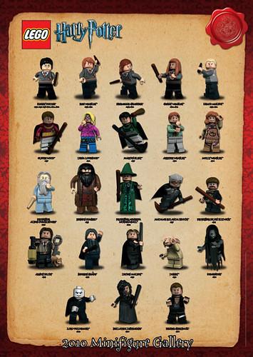 LEGO Harry Potter Poster