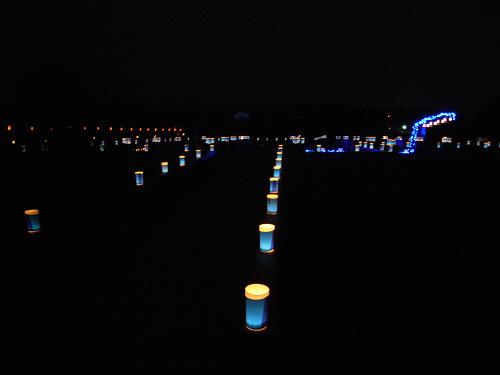 飛鳥光の回廊2010@明日香村-22