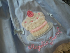 Cupcake Skirt close up pic.2 (Mochi-Chan ()) Tags: cupcake sweets angelicpretty
