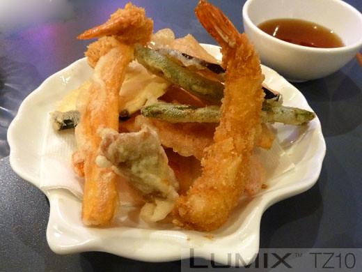Sushi House Ben-K - Tempura mix