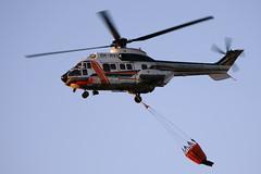 Super Puma with Bambi Bucket (J Saari) Tags: aviation helicopter eurocopter superpuma a700 bambibucket rajavartiolaitos borderguard eftu ohhvi