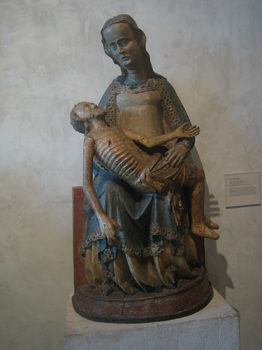 Pietà (Vesperbild), Germany, Rhineland, c. 1375-1400 _7840