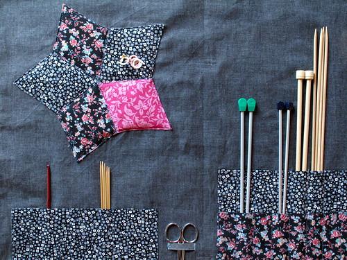 #13 estojo agulhas de tricot