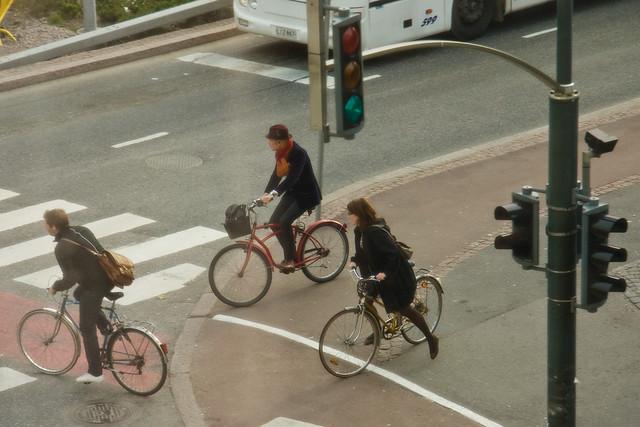 Helsinki Bicycle Life_Helka 02