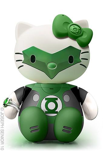 5031414216 6782a155a0 Funny Hello Kitty Mashups by Yodaflicker